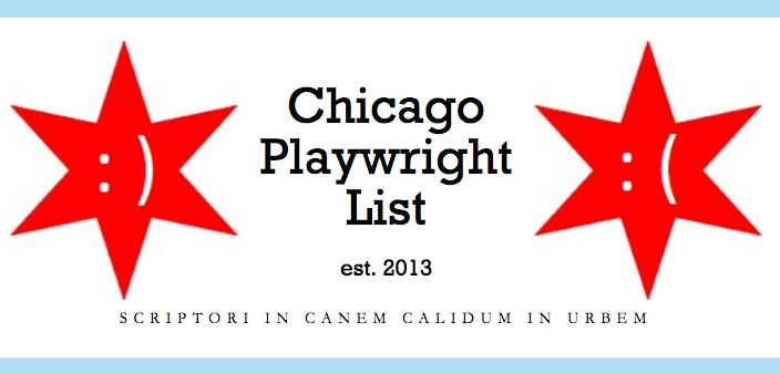 Chicago Playwright List banner image
